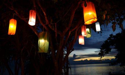 Lanternenfest Lichtfest - Tradiciones en Alemania