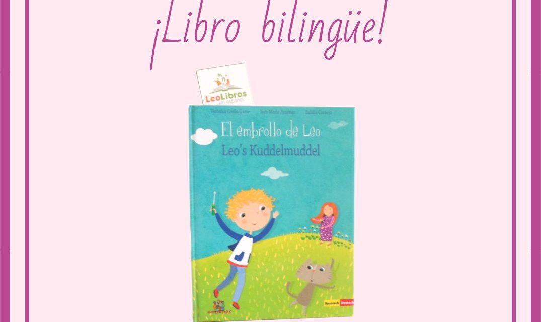 Sorteo Leolibros - Libro bilingüe