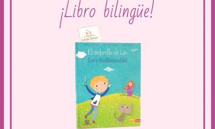 Libros bilingüe español - alemán con Leolibros en Alemania (Sorteo Cerrado)