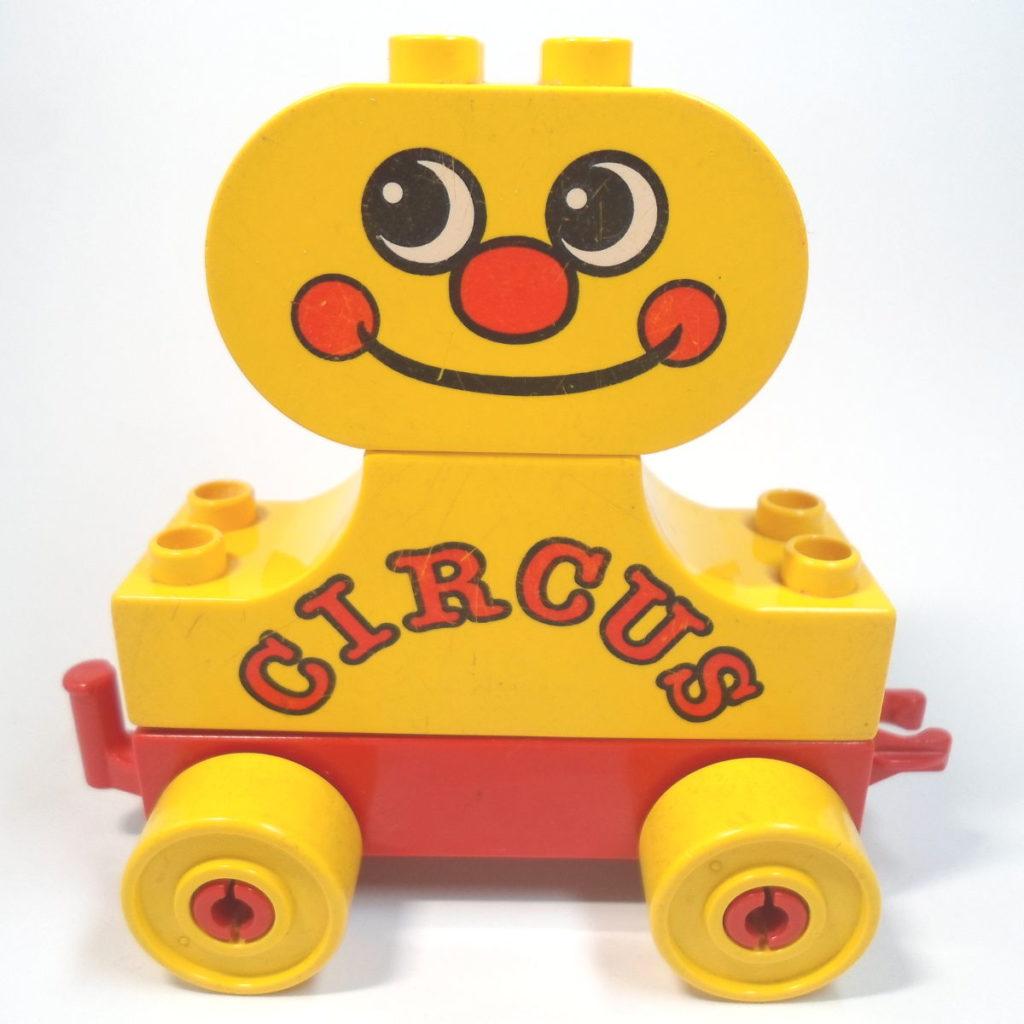 Duplos de hace unos 20 anos - Durabilidad de los juguetes de plástico