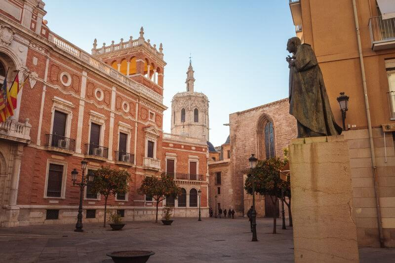 Turismo por el centro de Valencia