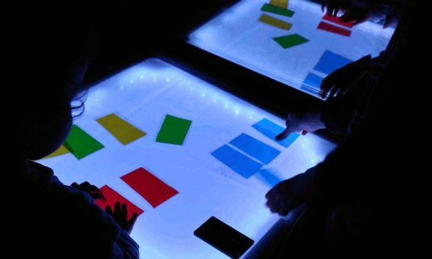 Cómo hacer una mesa de luz DIY