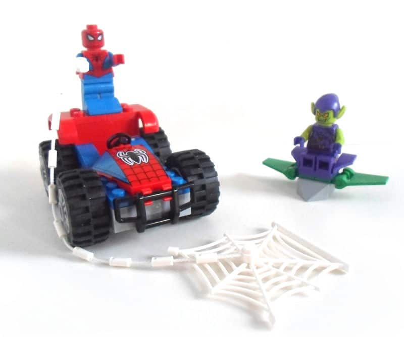 Spiderman y el duende - Set de Lego Junior