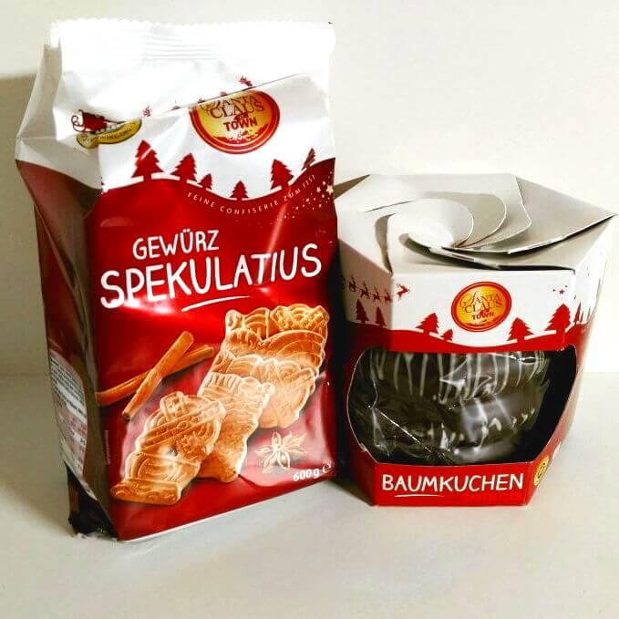 Dulces alemanes navideños - Spekulatius y Baumkuchen