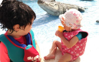 Chaleco de natación: La solución para Vencer el miedo al agua