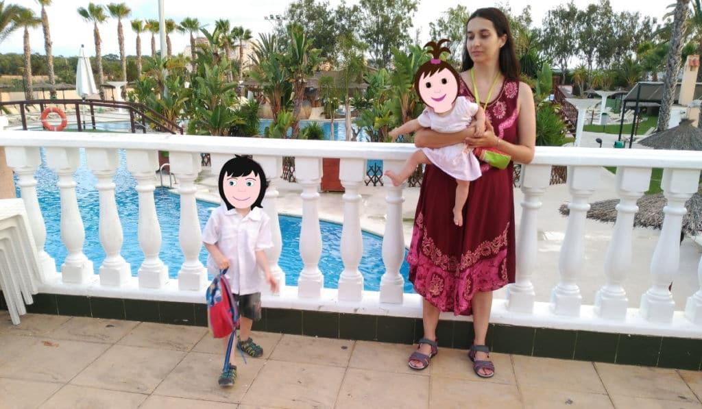 Vacaciones en familia camping resort levante guardamar