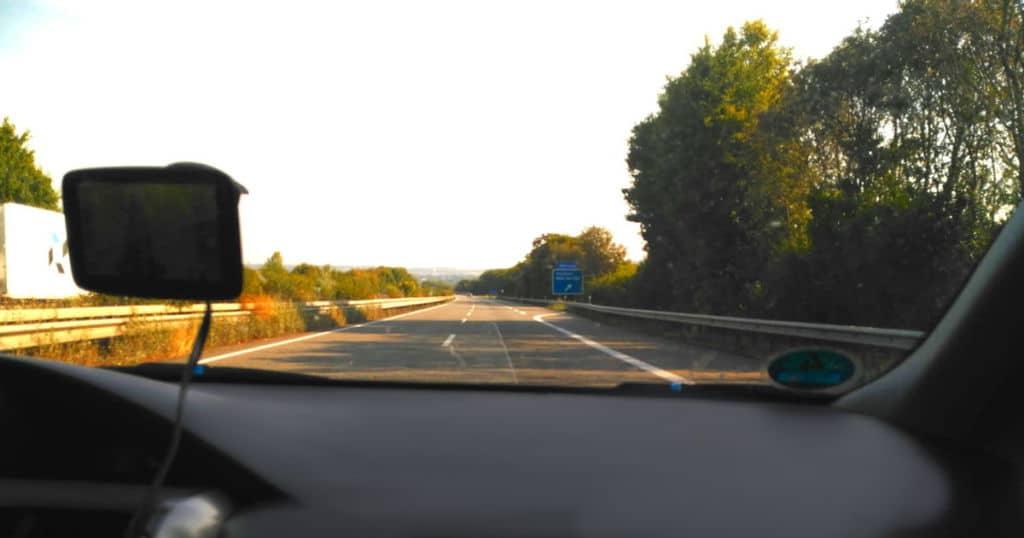 Autopistas en Alemania sin limite de velocidad