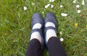 Zapatos para el colegio - Zapatos lavables titanitos