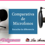 Comparativa de micrófonos para grabar vídeos