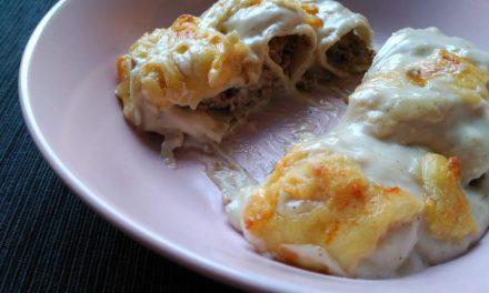 Receta de canelones de carne: Mi comida favorita