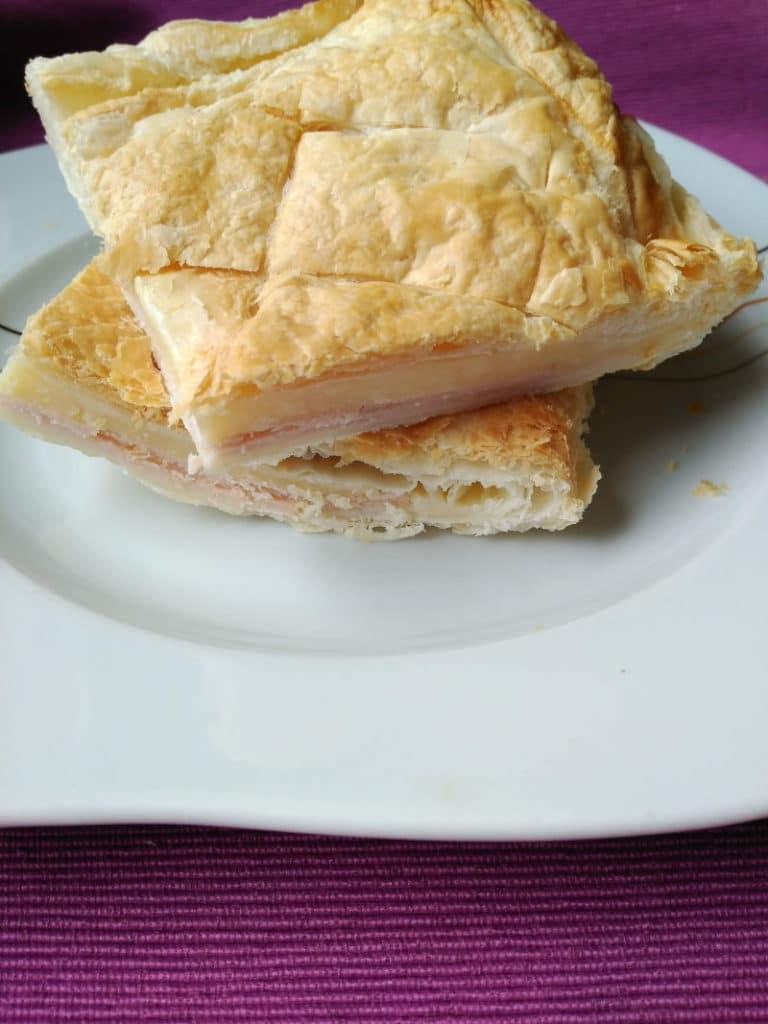 Empanada de hojaldre - Recetas rápidas y vistosas