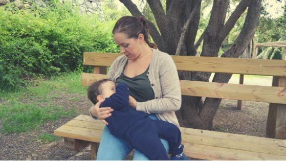Lactancia prolongada - Experiencia de Telva Madredetres con la lactancia