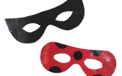 Disfraces de Ladybug y Cat Noir caseros