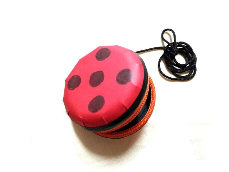 Lucky Charm DIY - Casero - Con akuma