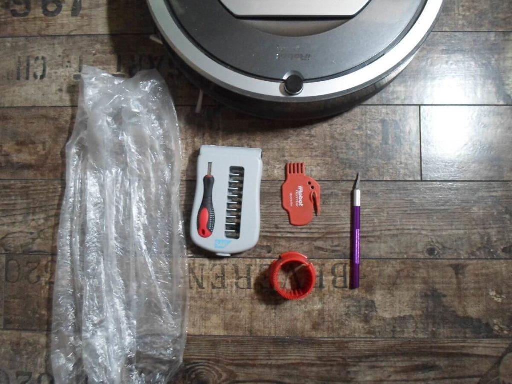 Recambios aspirador Roomba