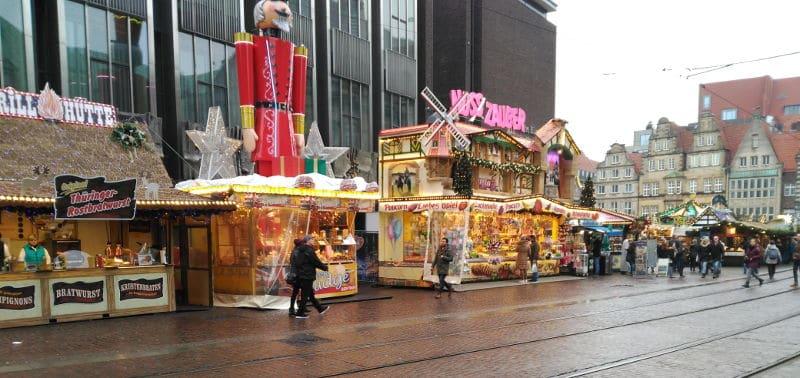 Mercadillo de Navidad de Bremen