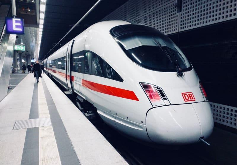 Viajar a Alemania - Medios de transporte - Viajar en tren con niños