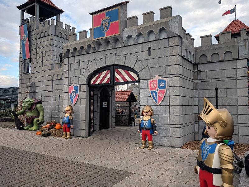 Visitar Alemania con niños - Playmobil fun park Alemania
