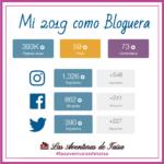 Qué es ser bloguera: Mi resumen de 2019