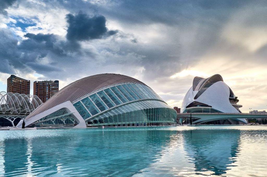 Qué ver en Valencia con niños - La ciudad de las artes y las ciencias