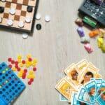 Juegos de mesa para niños: Aprender a perder y ganar