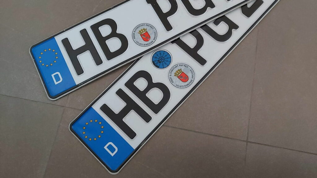 Cómo matricular un coche alemán en España