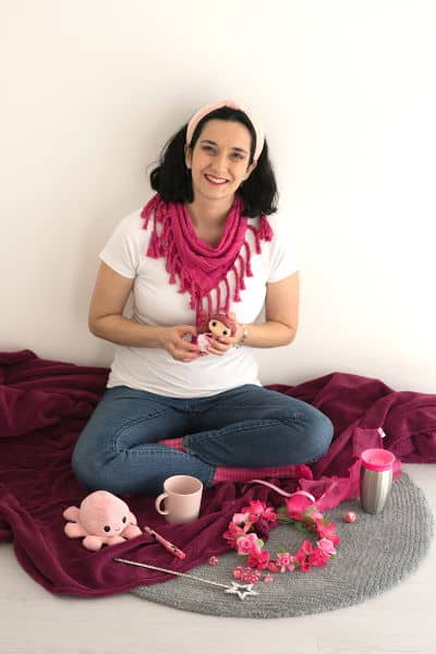 Taisa - Mamá, informática, bloguera y asesora de Lactancia